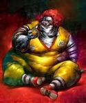 Still Troubled After All These Days Fat-ronald