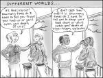 trayvon different world