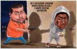 trayvon walking while black