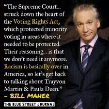 bill mahr racism over