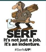 serf its not just a job