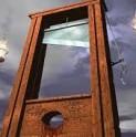executioner guillotine