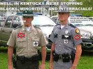 how cops hunting blacks