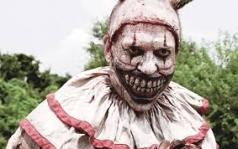 freak show clown
