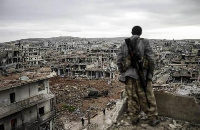 Musa, a Kurdish marksman