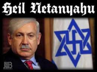 netenyahu as nazi