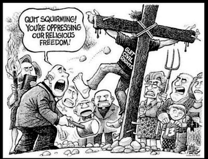 religious freedom in Indiana