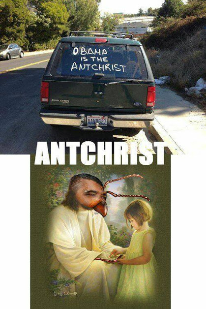obama the antchrist