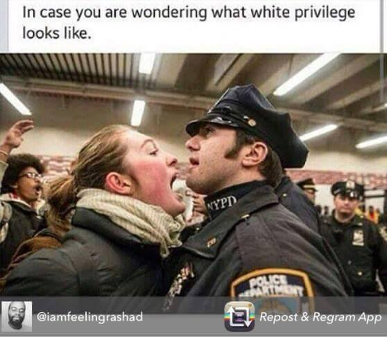 White Privilege? Is It A Real Thing?